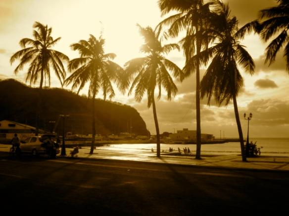 Bay of San Juan