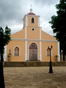 San Jun del Sur Church